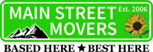 Main Street Movers Colorado Logo